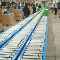Industrial Conveyors System