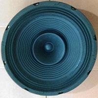 Pa Speaker - Top View