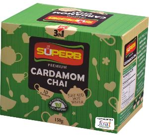 Superb Premium Cardamom Tea