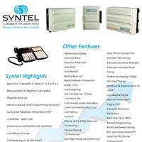 Digital Epabx Systems
