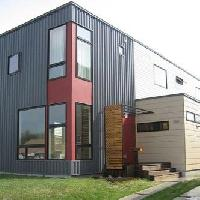 Prefabricated House Structure