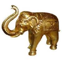 Designer Brass Figures