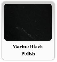 Marine Black Polish Marble