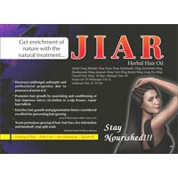 Jiar Herbal Hair Oil