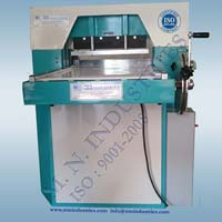 Fully Automatic Cloth Sample Cutting Machine