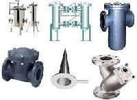 Industrial Filters, Strainers