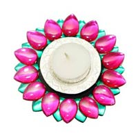 Double Layer Lotus Diya