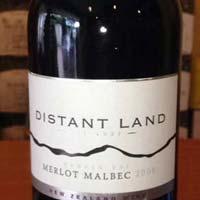 Distant Land Wine
