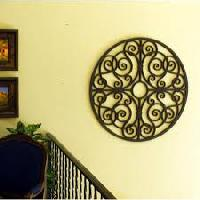 Wrought Iron Wall Hangings