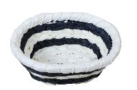 Plastic Oval Shaped Small Basket