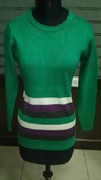 Ladies Long Sweaters