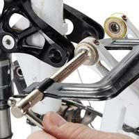 Rear Case Bushing Repair Tool Part