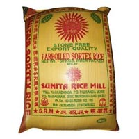 Sortexed Parboiled Rice
