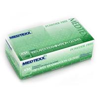 Medtexx Latex Medical Grade Powder Free Gloves