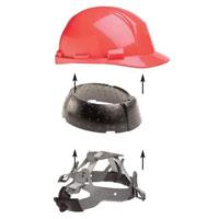 4-Point Suspension Hard Hat