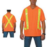 Traffic Mesh T Shirt