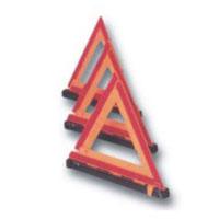 Triangular Traffic Reflector