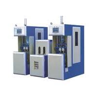 Semi Automatic PET Blow Moulding Machine
