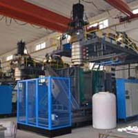Plastic Water Tank Blow Molding Machine