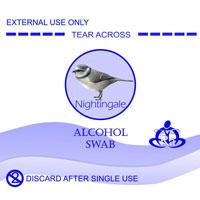 IPA ISOPROPYL ALCOHOL Swabs