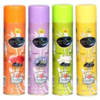 Room Air Fresheners Aerosoul Spa (rose/lavender/jasmine/lime