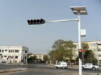 Eco Solar Traffic Signals