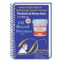 Oil Bound Distemper Formulation (ereport)