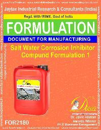 Salt Water Corrosion Inhibitor  Manufacturing Formula Edocument