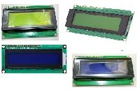 Lcd With Green Back Light - 16x2