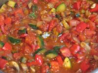 Tomato Vegetable Sauce