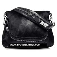 Leather Accessory Bags