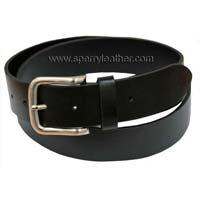 Finished Leather Mens Belts