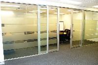 Designer Office Partition