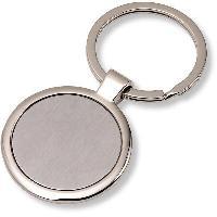 Metal Key Chain Tags