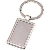 Wholesale blank metal key chains