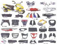 2 Wheeler Body Parts