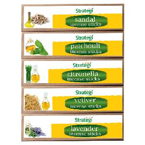 Assorted Herbal Aromatic Incense Sticks