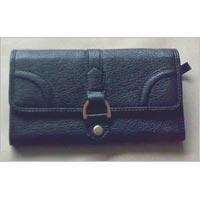 Ladies Leather Clutch Purses