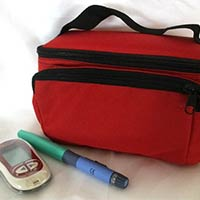 Medical Insulin Cooler