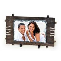Stone Wooden Photo Frames