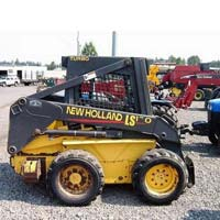 New Holland Skid Steer Loader