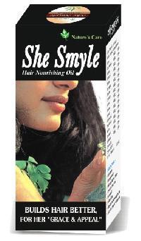 She Smyle Hair Oil
