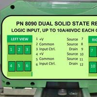 Dual Solid State Relay