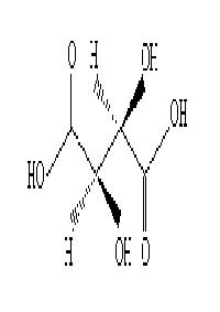 D  -   Tartaric Acid Cas No. 147-71-7