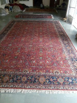Hand Knotted Persian Carpets