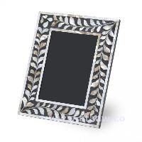 Bone Inlay Photo Frames