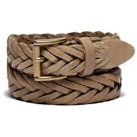 Woven Leather Belts