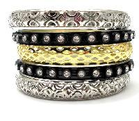 fashion acrylic bangles