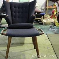 Papa Bear Chair, Wegner Teddy Bear Chair