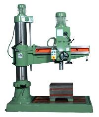 Radial Drilling Machine (SER-35)